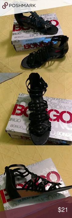 Bongo Gladiator Brand new never worn awesome looking shoes. BONGO Shoes