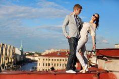Крыши Санкт-Петербурга