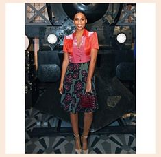 01db6160d9b8 Rochelle Humes glowing in our Tess dress | ELLIE LINES Rochelle Humes,  Luxury Dress,
