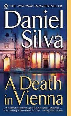 A Death in Vienna by Daniel Silva  (Gabriel Allon, Book 4) -- 2005, Paperback