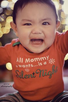 Babies first Christmas- AnnieB photography
