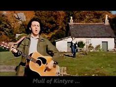 Paul McCartney & Wings - Mull of Kintyre.