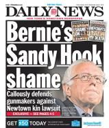 TRANSCRIPT: Bernie Sanders meets with News Editorial Board - NY Daily News
