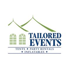 Tailored Events logo - Created by JFields Marketing