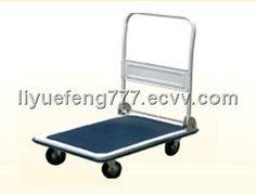 folding platform hand trolley (ST-M-14) - China hand trolley, 3hope Carriage Bolt, Floor Chair, Metal Working, Platform, China, Decor, Decoration, Metalworking, Heel