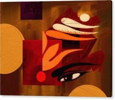 Abstract Acrylic Print by Rajesh Kansara. All acrylic prints are professionally printed, packaged, and shipped within 3 - 4 business days and delivered ready-to-hang on your wall. Choose from multiple sizes and mounting options. Lord Ganesha Paintings, Ganesha Art, Ganesha Drawing, Shiva Art, Line Art Design, Durga Painting, Potrait Painting, Fine Art Amerika, Abstract Line Art