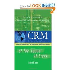 CRM at the Speed of Light, por Paul Greenberg, Ed. McGraw-Hill, 2011