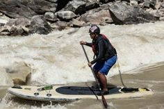 Whitewater SUP on Idaho's Main Salmon River  from SUP magazine.  How hard core are YOU?  www.boardtrader.com
