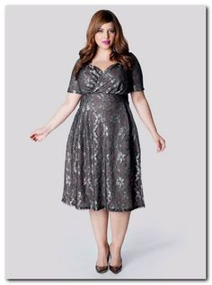 cutethickgirls.com plus size dress for wedding guest (21) #plussizedresses