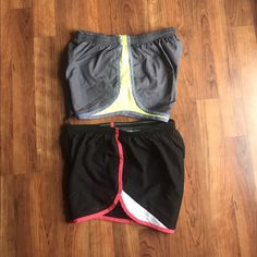 Bundle Calvin Klein Athletic Shorts 2 great pairs of Calvin Klein Performance shorts for a great price! There's a little fading on the logo that I tried to get pictures of, but other than that these are both in great condition! Both are size XS. Calvin Klein Shorts