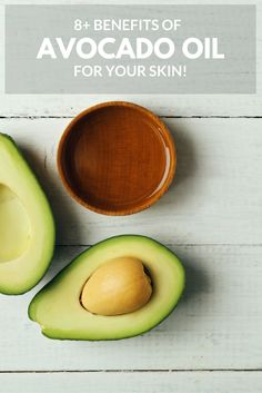 Uncovering the super benefits of using avocado oil for face!