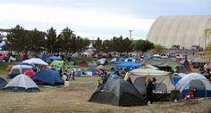 Arizona Bike Week – Starts THIS WEEK March 25 to 29, 2015  Camping area at the 2014 AZBW  **21 Pics of AZ Bike Week at http://blog.lightningcustoms.com/arizona-bike-week-2014/ **VIDEO and Information at http://www.lightningcustoms.com/arizona-bikeweek.html  #2015azbikeweek