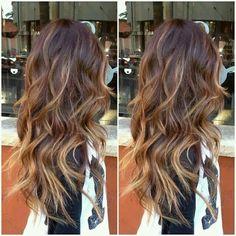 Peinados ondas rotas