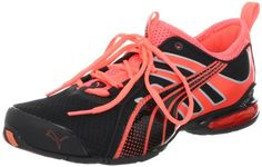 PUMA Women's Voltaic 4 Mesh Cross-Training Shoe,Black/Fluorescent Peach,6 B US PUMA,http://www.amazon.com/dp/B008A6KUJ2/ref=cm_sw_r_pi_dp_AUdzsb1K247MAECV