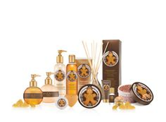 The Body Shop - Ginger Sparkle Christmas Collection