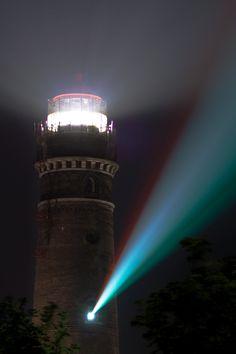 Lichter über dem Meer, Neuer Leuchtturm Borkum