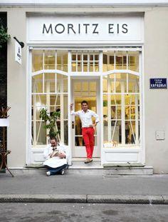 Moritz Eis - Ice Cream Shop - Belgrade, Serbia