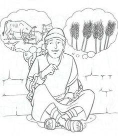 Primaire 6 - Leçon 16 - Joseph en Egypte.