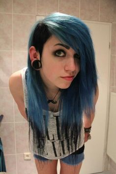 I would definitely do my hair like this if I had the chance.