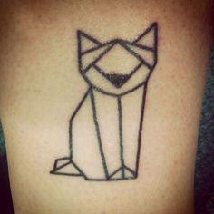 Simple Geometric Tattoo | Cool Eyecatching tatoos