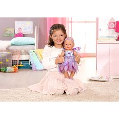 BABY Born Interactive Wonderland Doll image-0