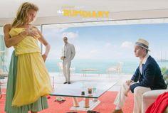 The Rum Diary (2011); Director: Bruce Robinson Casts: Johnny Depp, Aaron Eckhart, Michael Rispoli, Amber Heard,...