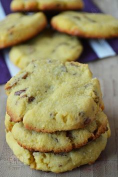lose ten pounds in a week weight loss tricks Paleo Cookies, Gluten Free Cookies, Cookie Recipes, Gluten Free Treats, Gluten Free Recipes, Low Carb Recipes, Sem Lactose, Lactose Free, Healthy Desserts