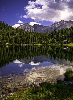 Reedsee Lake by Christoph Oberschneider, via Bad Gastein, Austria Cool Places To Visit, Places To Travel, Places To Go, Video Photography, Amazing Photography, Bad Gastein, Life Paint, Salzburg Austria, Alpine Lake
