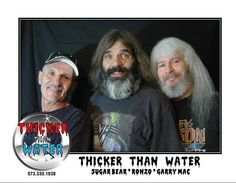 Check out Thicker Than Water on ReverbNation Blog  Cover to Cover it read that 1 and a million like it