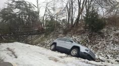 2015 - Ice Storm - White, Cumberland, Dekalb and Warren Counties in Tennessee
