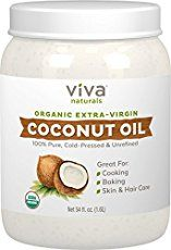 Viva Naturals Organic Extra Virgin Coconut Oil- 7 Best Coconut Oil Brands That You Can Trust Best Coconut Oil, Coconut Oil For Teeth, Coconut Oil For Dogs, Natural Coconut Oil, Extra Virgin Coconut Oil, Coconut Oil Uses, Organic Coconut Oil, Coconut Oil Massage, Humor