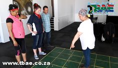 Carl Zeiss Tribal Survivor team building event in Cape Town, facilitated and coordinated by TBAE Team Building and Events Team Building Events, Zeiss, Cape Town