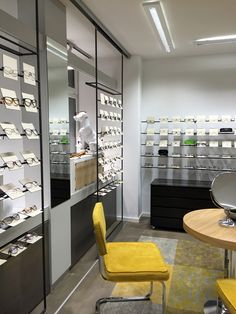 healthy people 2020 goals for the elderly home jobs nyc Shop Front Design, Store Design, Optometry Office, Eyewear Shop, Small Tiny House, Optical Shop, Elderly Home, Shop Organization, House Layouts