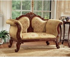 Victorian-Style Gossip Bench - AF1251 - Design Toscano