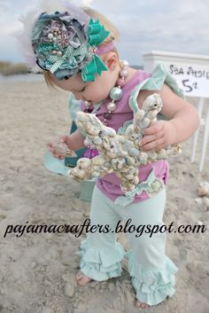 Pajama Crafters: Sugared Plumb Boutique Headband Tutorial YOU CAN DO THIS!