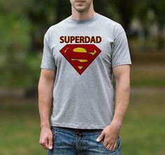 Superdad Superhero Dad Tshirt Super Dad Shirt Best от 2PApparel