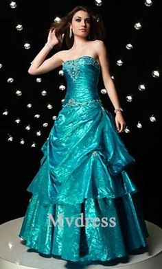 Homecoming Dresses#Quinceanera Dresses#Long# Green Dress# Basque #Sleeveless Dress