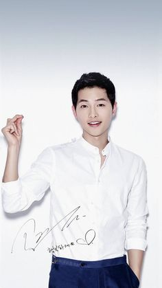 kdrama, song joong ki, and descendants of the sun image