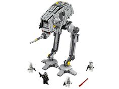 Hunt down rebels in Capital City with the walking AT-DP!