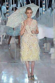 Louis Vuitton, London Fashion Week