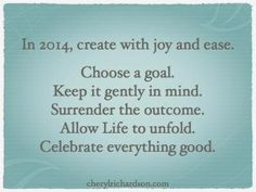New Year....