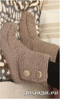 The Snowdrift Hooded Scarf Knitted Slippers, Wool Socks, Knitting Socks, Free Knitting, Knitting Needles, Crochet Woman, Love Crochet, Knit Crochet, Crochet Shoes Pattern