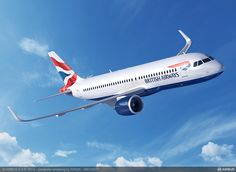 IAG (International Airlines Group) orders 20 A320neo Family Aircraft for British Airways.