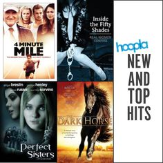 Check out some of hoopla's new and top movie hits!