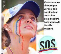 panorama:     Venezuelanos vive o maior inferno imposto pelo...