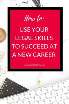 "You Can Do Anything with a Law Degree: 3 Legal Skills You Can Use to Succeed at Whatever that ""Anything"" Ends Up Being - The Unbillable Life Career Success, Career Change, New Career, Career Advice, You Can Do Anything, As You Like, Job Burnout, Career Exploration, Changing Jobs"