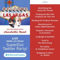 LIVE FROM 2016 SUPERZOO WITH PETRENDOLOGIST CHARLOTTE REED