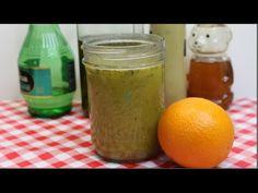 Orange Citrus Vinaigrette ~ Citrus Salad Dressing Recipe ~ Noreen's Kitchen