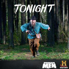 MOUNTAIN MEN Season Three Premiere Tonight on History Channel!