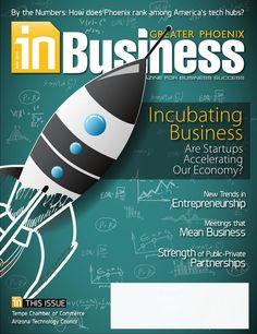 March 2015 Issue of In Business Magazine